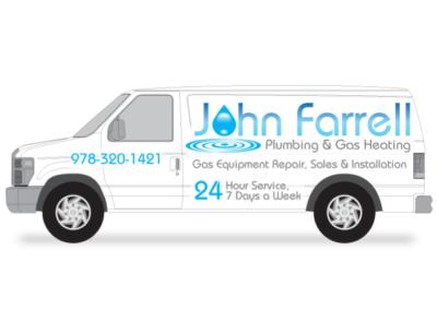 farrelll_plumbing_logo-and-vehicle-design